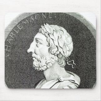 Porträtt av Charlemagne Musmatta