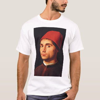 Porträtt av da_Portraits för Man', en Antonello Tee