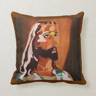 PORTRÄTT AV den JESUS KRISTUS kudder Kudde