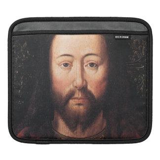 Porträtt av den Jesus Kristus vid Jan skåpbil Eyck Sleeve För iPads