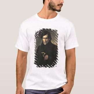 Porträtt av den ryska författare Nestor Kukolnik Tee Shirt