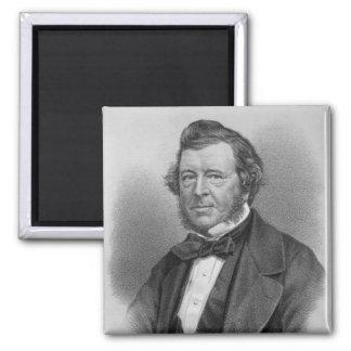 Porträtt av den Samuel älskare Magnet