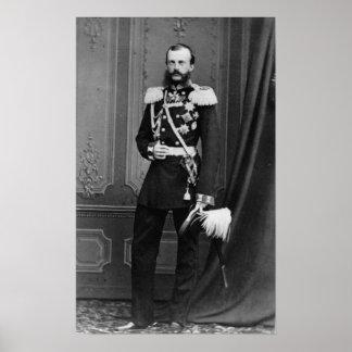 Porträtt av den storslagna hertigen Michael Nikola Poster