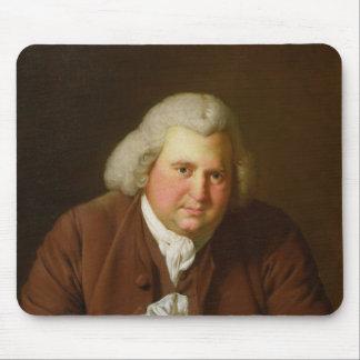 Porträtt av Dr Erasmus Darwin Musmatta
