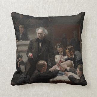 Porträtt av Dr. Samuel D. Tjäna av Thomas Eakins Kudde