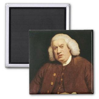 Porträtt av Dr. Samuel Johnson Magnet