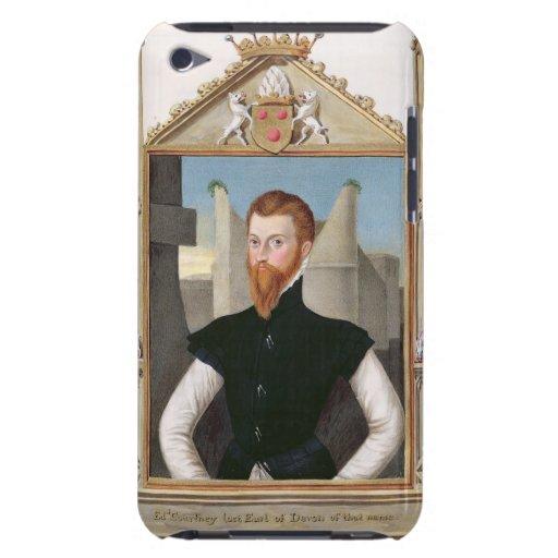 Porträtt av Edward Courtenay (c.1526-56) den sist  Barely There iPod Hud