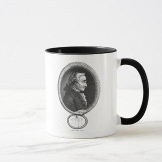Porträtt av Emmanuel Kant 2 Mugg