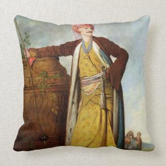 Porträtt av en armenier, 1771 (olja på kanfas) kudde