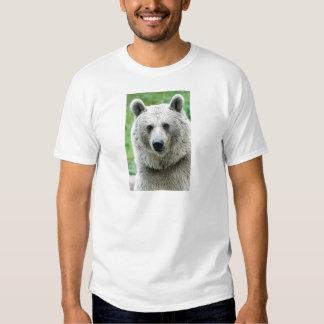 Porträtt av en björn tee