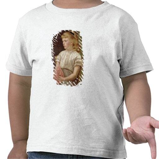 Porträtt av en flicka, 1896 (olja på kanfas) t-shirt