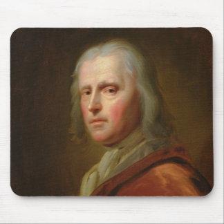 Porträtt av en man 3 musmatta