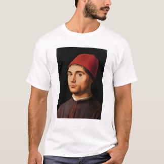 Porträtt av en man, c.1475 t-shirt