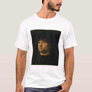 Porträtt av en man eller condottieren, 1475 (den tröjor