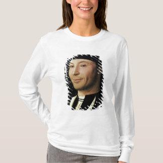 Porträtt av en okänd man t shirts