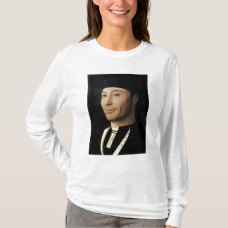 Porträtt av en okänd man tshirts