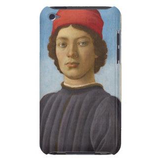 Porträtt av en ungdom, c.1485 (olja & tempera) barely there iPod fodral