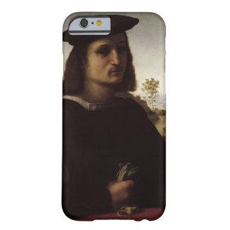 Porträtt av en ungdom med handskar, 1514 (olja barely there iPhone 6 skal