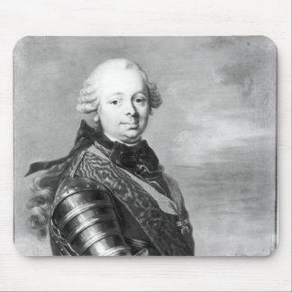 Porträtt av Etienne-Francois, hertig av Choiseul Musmatta