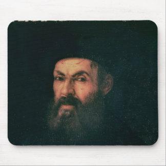 Porträtt av Ferdinand Magellan Musmatta