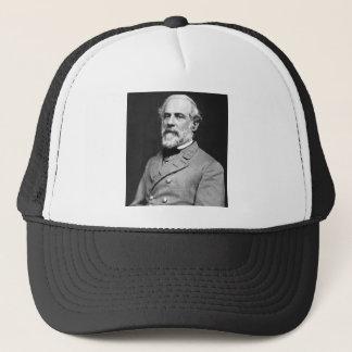 Porträtt av förbundsmedlemGeneral Robert E. Lee Truckerkeps