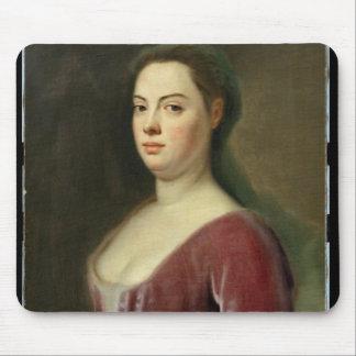 Porträtt av Frau Denner Musmatta