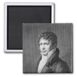 Porträtt av Friedrich Heinrich Alexander Magnet