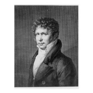 Porträtt av Friedrich Heinrich Alexander Vykort
