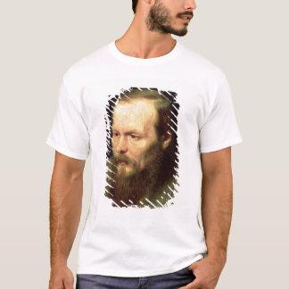 Porträtt av Fyodor Dostoyevsky 1872 Tee Shirts