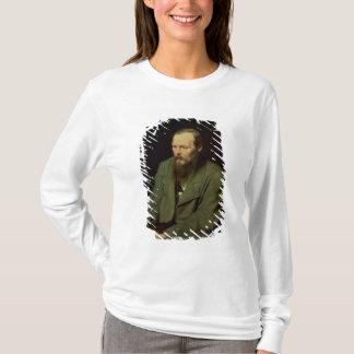 Porträtt av Fyodor Dostoyevsky 1872 Tröjor
