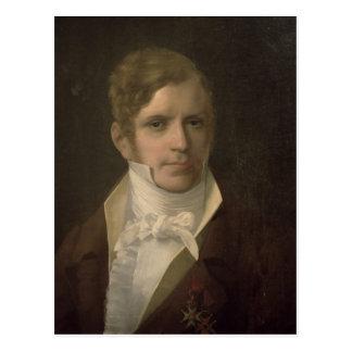 Porträtt av Gaspare Spontini Vykort