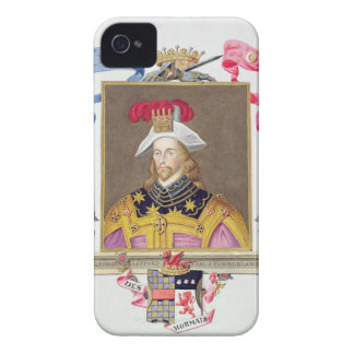 Porträtt av George Clifford (1558-1605) 3rd iPhone 4 Case-Mate Cases