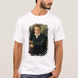 Porträtt av Heinrich Heine 1831 Tee Shirt
