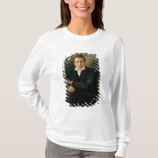 Porträtt av Heinrich Heine 1831 Tshirts