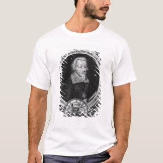 Porträtt av Heinrich Schutz T-shirt