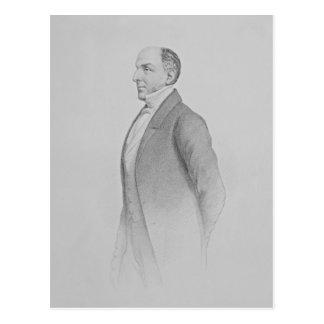 Porträtt av herr James R.G. Graham Vykort