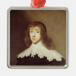 Porträtt av herr Ralph Verney Julgransprydnad Metall
