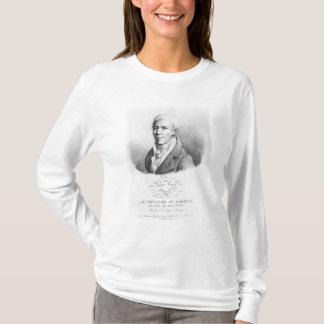 Porträtt av Jean-Baptiste de Monet Tshirts