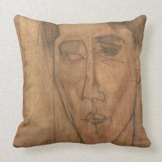 Porträtt av Jean Cocteau (1889-1963) 1917 (rita Kudde