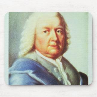 Porträtt av Johann Sebastian Bach Musmatta