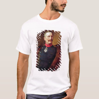 Porträtt av Kaiser Wilhelm Ii Tshirts
