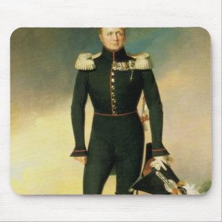 Porträtt av kejsaren Alexander mig 1825 Musmatta