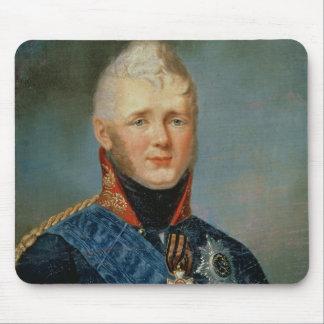 Porträtt av kejsaren Alexander mig Musmatta