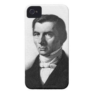 Porträtt av klassiska frisinnade Frederic Bastiat iPhone 4 Skydd