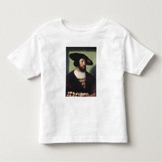 Porträtt av Kristian II Tee Shirts