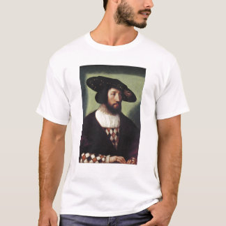 Porträtt av Kristian II Tröja