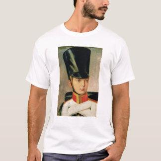 Porträtt av kronprinsen Alexander Tshirts