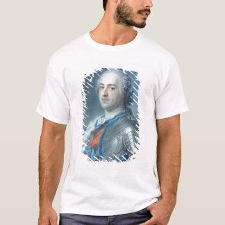 Porträtt av kungen Louis XV 1748 Tee Shirt