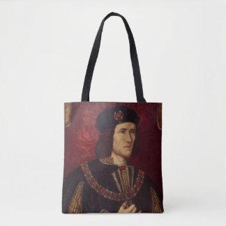 Porträtt av kungen Richard III Tygkasse