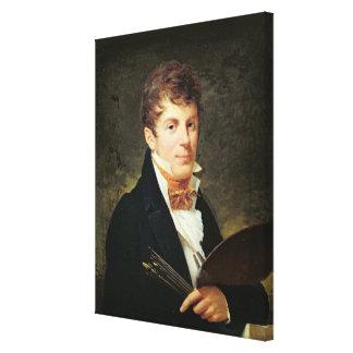 Porträtt av Lancelot Theodore Turpin de Crisse Canvastryck